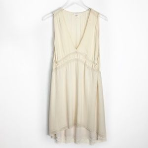ARITZIA Wilfred *flawed* 100% Silk Flowy Dress S